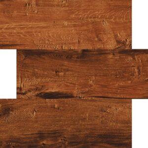 Burnt wood effect LVT   Best at Flooring