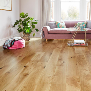 20mm Brushed Oiled Oak - Engineered | Best at Flooring