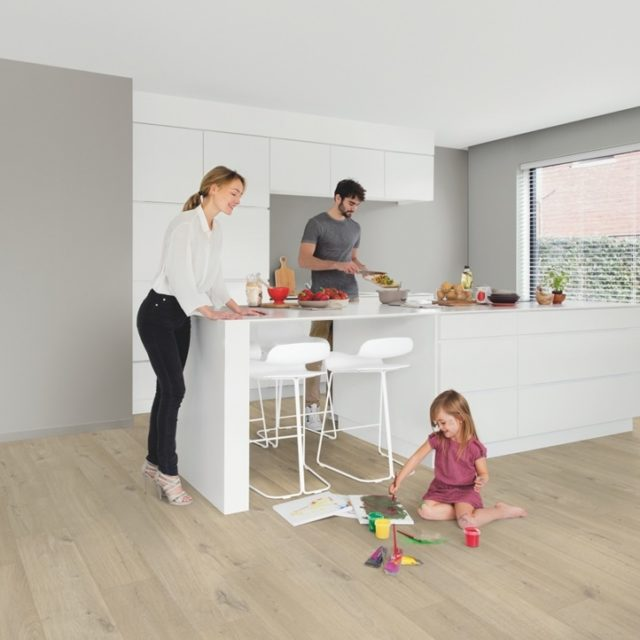 Quick-Step Livyn Pure Cotton Oak Beige PUGP40103 | BestatFlooring