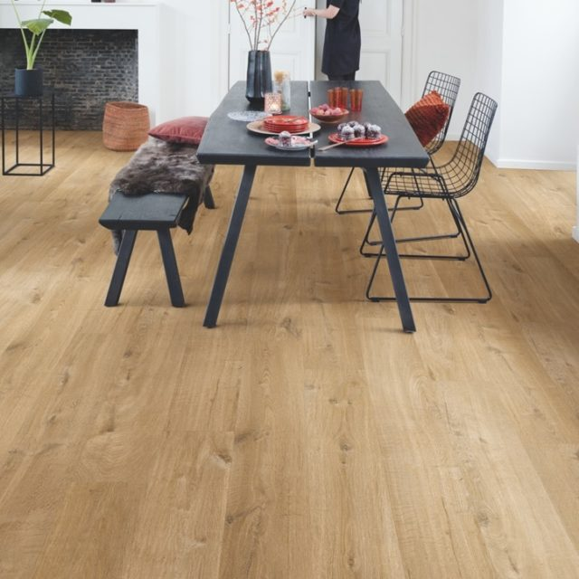 Quick-Step Livyn Cotton Oak Natural PUGP40104 | BestatFlooring