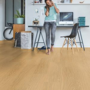 Quick-Step Livyn Pure Oak Honey PUGP40098 | BestatFlooring