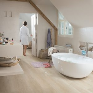 Quick-Step Livyn Sea Breeze Oak Beige PUGP40080 | BestatFlooring