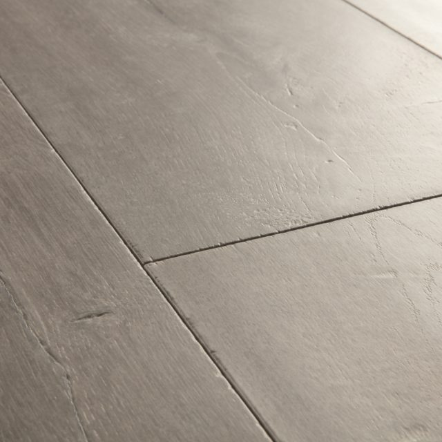 Patina Oak Grey SIG4752 | Signature | Quick-Step Laminate - Detailed