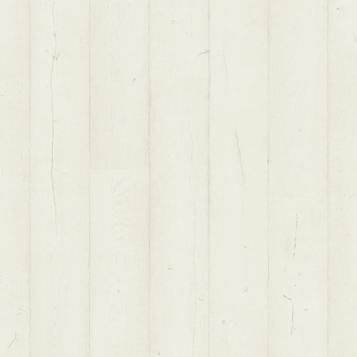 Painted Oak White SIG4753 | Signature | Quick-Step Laminate | Best at Flooring