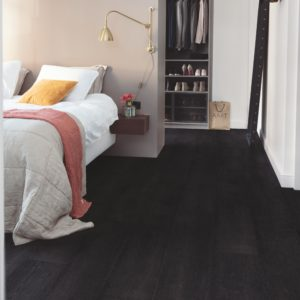 Painted Oak Black SIG4755 | Signature | Quick-Step Laminate Flooring