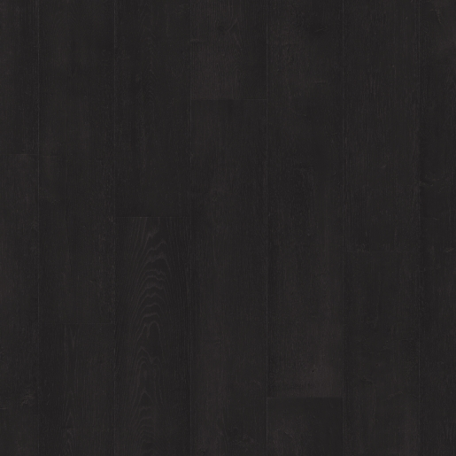 Painted Oak Black SIG4755 | Signature | Quick-Step Laminate Flooring - Close Up