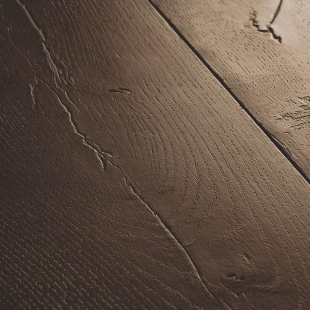 Waxed Oak Brown SIG4756 | Signature | Quick-Step Laminate - Detailed