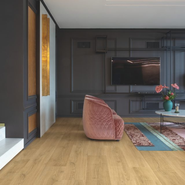 Brushed Oak Warm Natural SIG4762 | Signature | Quick-Step Laminate