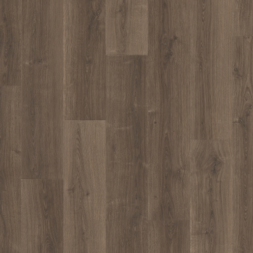 Brushed Oak Brown SIG4766 | Signature | Quick-Step Laminate - Top Shot