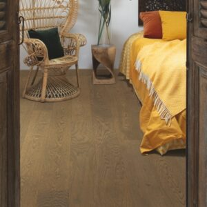 Quick-Step Compact Cambridge Brown Oak Extra Matt COM5109