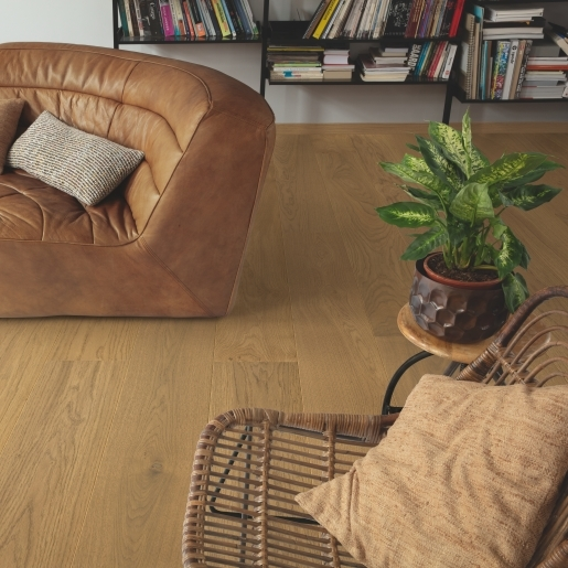 Quick-Step Compact Grande Light Chestnut Oak Extra Matt COMG5113