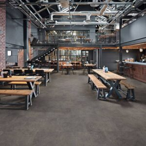 Karndean Korlok Volcanic Black RKT2406 | Best at Flooring