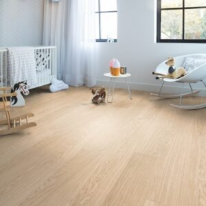 Quick-Step Alpha Vinyl Pure Oak Blush AVMP40097 | Best at Flooring
