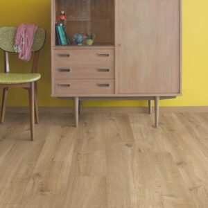 Quick-Step Alpha Vinyl Cotton Oak Natural AVMP40104 - Close Up