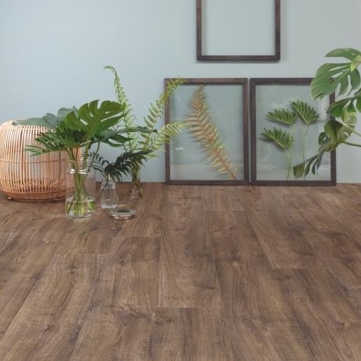 Quick-Step Alpha Autumn Oak Chocolate AVMP40199 | Best at Flooring