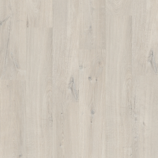 Quick-Step Alpha Cotton Oak White Blush AVMP40200 | Best at Flooring - Close Up