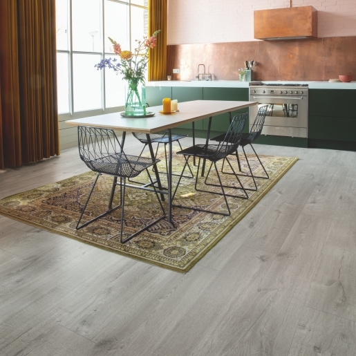 Quick-Step Alpha Cotton Oak Cold Grey AVMP40201 | Best at Flooring