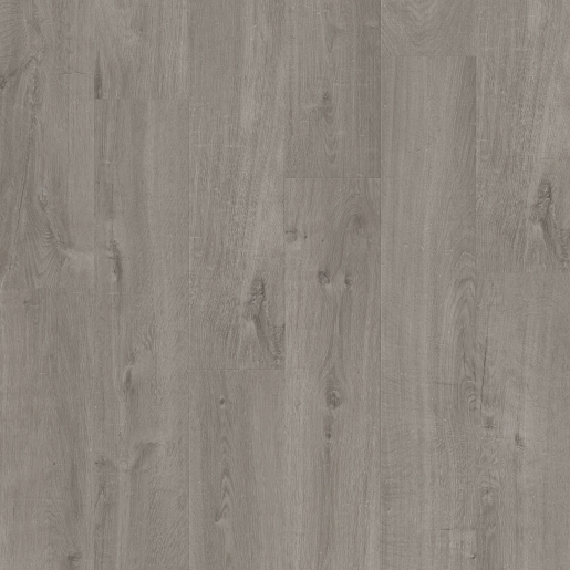Quick-Step Alpha Cotton Oak Cozy Grey AVMP40202 | Best at Flooring - Close Up