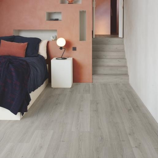 Quick-Step Alpha Botanic Grey AVMP40237 | Best at Flooring