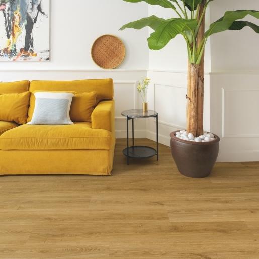 Quick-Step Alpha Botanic Smoked Oak AVMP40238   Best at Flooring
