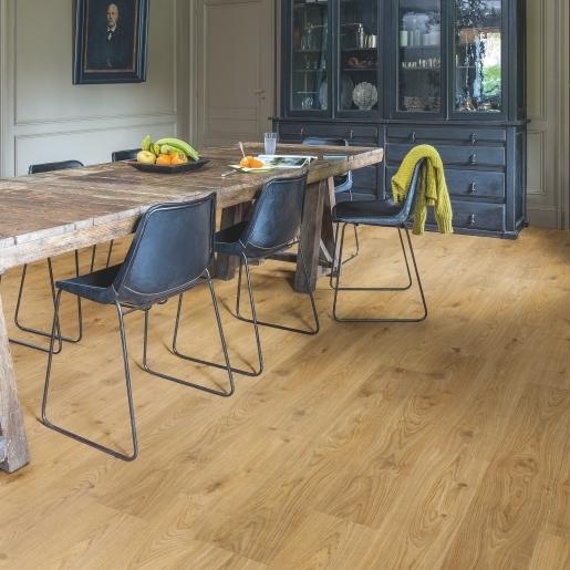 Quick-Step Alpha Vinyl Cottage oak natural AVSP40025 | Best at Flooring