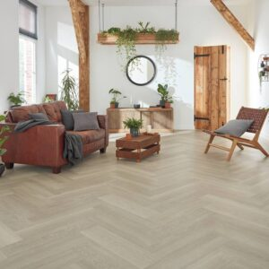 Grey Brushed Oak SM-VGW120T | Karndean Van Gogh | Best at Flooring
