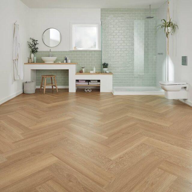 Warm Brushed Oak SM-VGW121T   Karndean Van Gogh   Best at Flooring