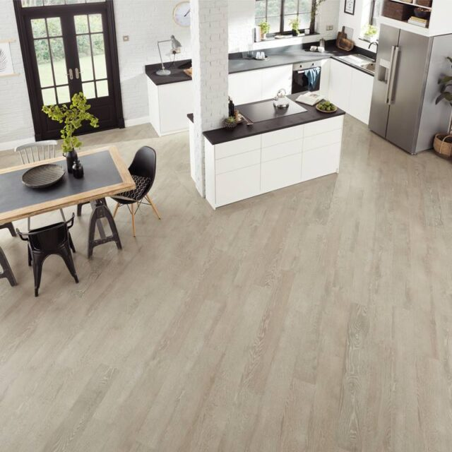 Greige Oak VGW110T | Karndean Van Gogh | Best at Flooring