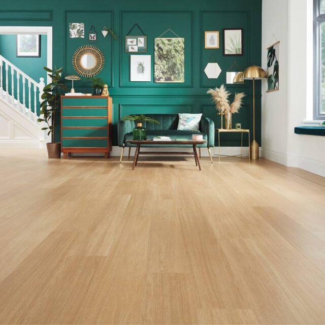 Natural Prime Oak VGW115T | Karndean Van Gogh | Best at Flooring