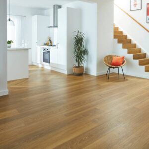 Golden Brushed Oak VGW122T | Karndean Van Gogh | Best at Flooring