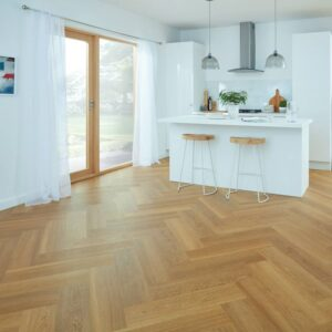 Golden Brushed Oak SM-VGW122T-RKP | Karndean Van Gogh Rigid Core | BestatFlooring