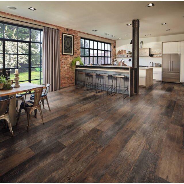 Salvaged Barnwood VGW123T | Karndean Van Gogh | Best at Flooring