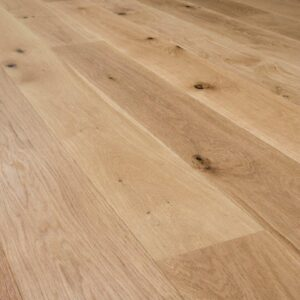 18mm Brushed & UV Oiled Oak Engineered Wood | Best at Flooring