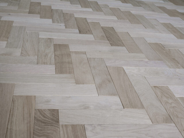 Unfinished Herringbone | Engineered Wood | Best at Flooring