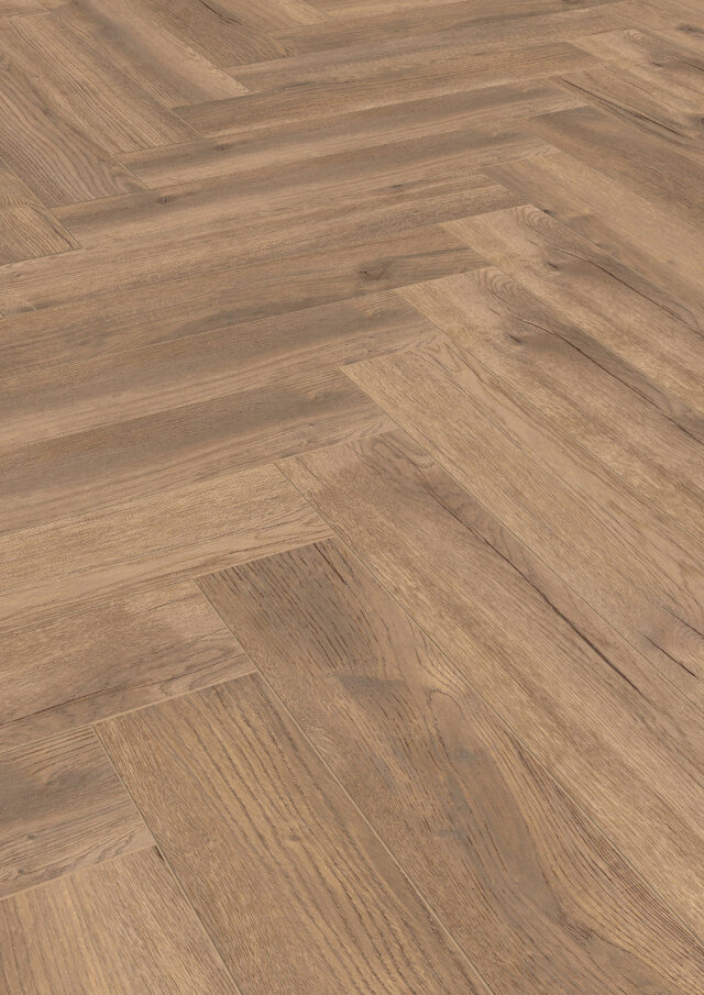 Treviso Oak D4764 | Kronotex Herringbone Laminate | Best at Flooring