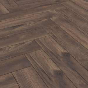 Calais Oak D4766 | Kronotex Herringbone Laminate | Best at Flooring