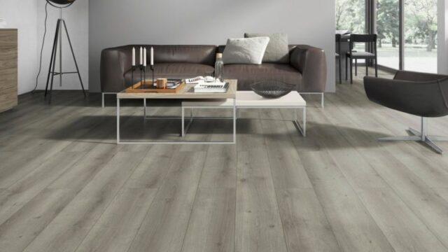 Classen Advanced Megaloc Aqua Oak Grey Brown 52356 | BestatFlooring