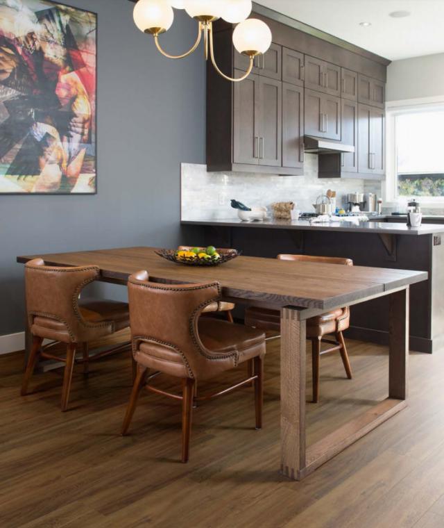 Rich Hazel Oak 9031 | Expona EnCore Rigid Loc | Best at Flooring