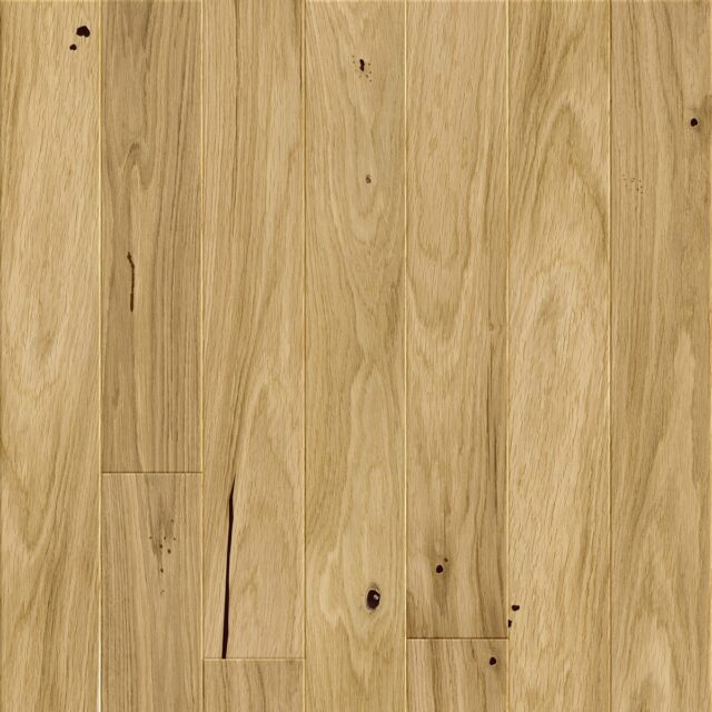 14mm Oak Select Brushed & Matt Laquered Click | Close Up