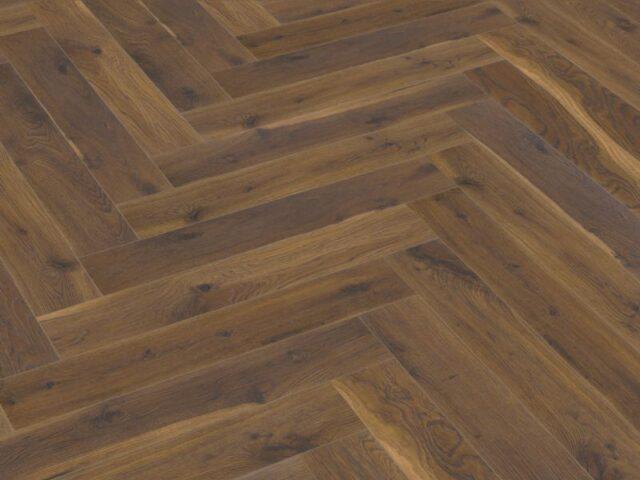 Coffee Oak Herringbone | Wood Innovations | Best at Flooring