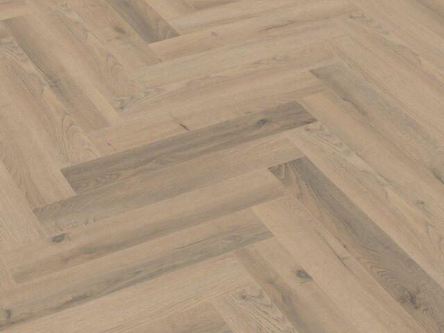 Greige Oak Herringbone | Wood Innovations | Best at Flooring