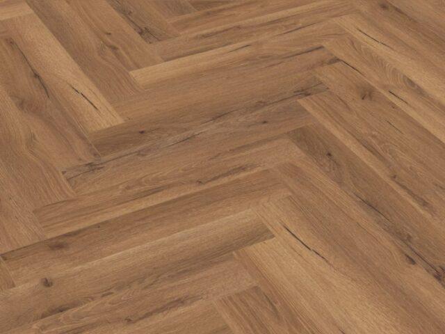 Oak Robust Fumed Herringbone | Wood Innovations | Best at Flooring