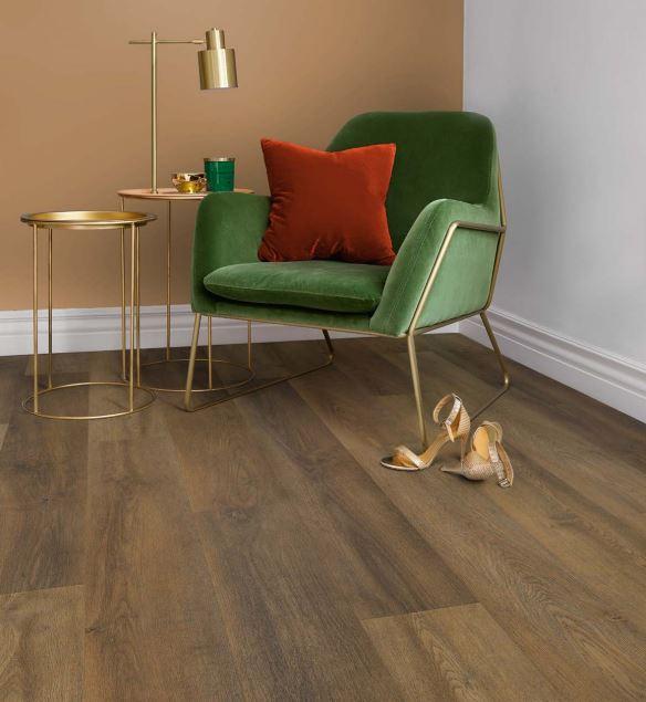 Flamed Oak 3468 | Polyflor Camaro Loc | Best at Flooring
