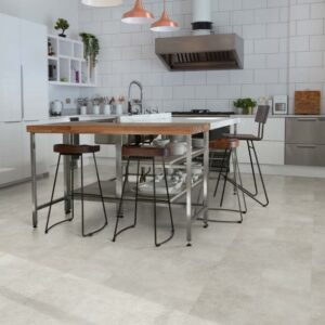 Isla Concrete 3457 | Polyflor Camaro Loc | Best at Flooring
