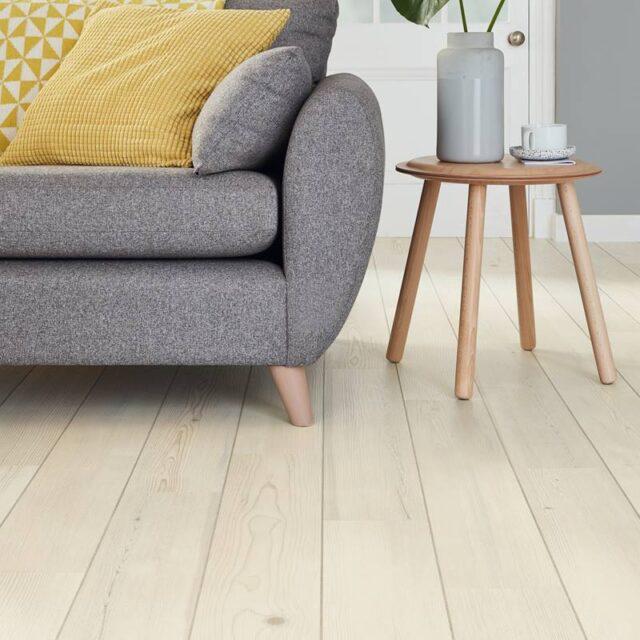 Washed Scandi Pine KP132 | Karndean Knight Tile | Lounge
