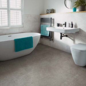 Maison Concrete 3458 | Polyflor Camaro Loc | Best at Flooring
