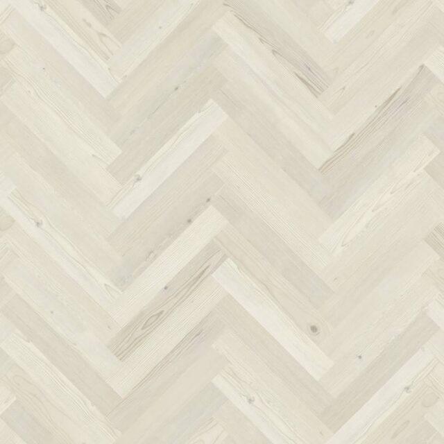 Karndean Knight Tile Washed Scandi Pine Herringbone SM-KP132