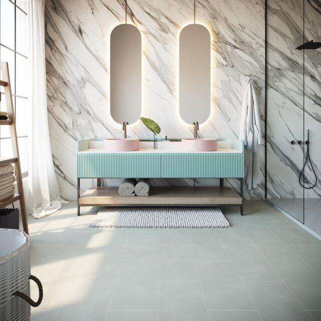 Concrete Crush Smoke | Invictus Maximus | Bathroom