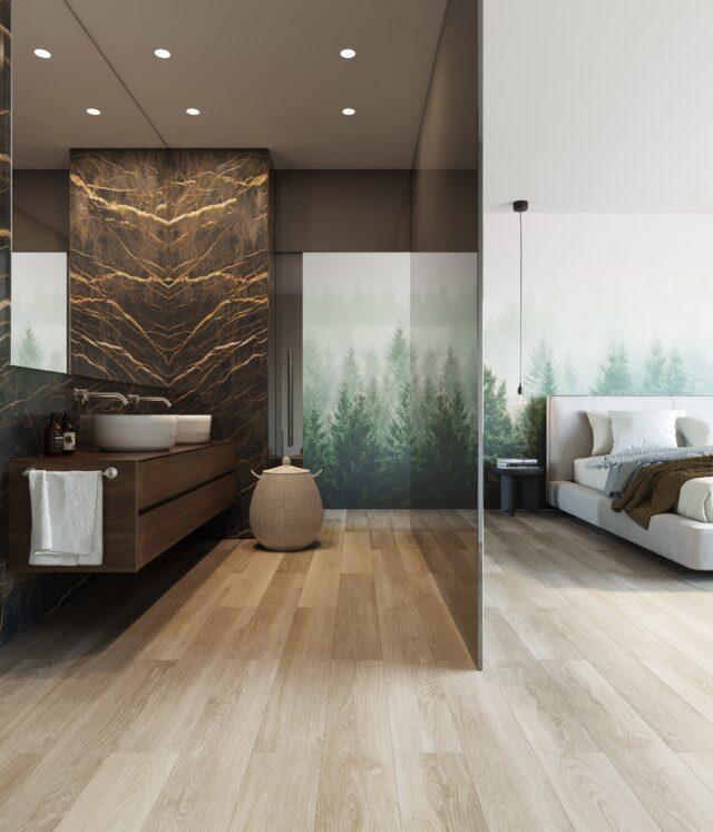 French Oak Almond   Invictus Maximus Click   Bedroom