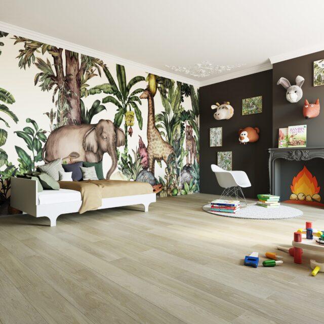 French Oak Desert   Invictus Maximus   Playroom